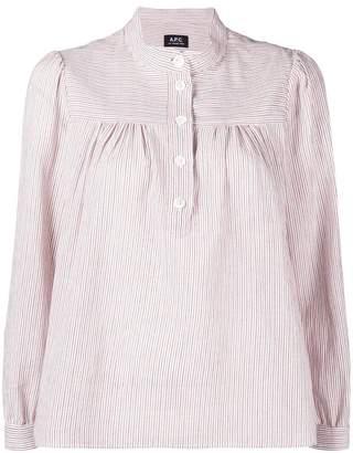 A.P.C. Loula long sleeve blouse