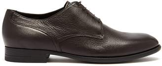Ermenegildo Zegna Leather derby shoes