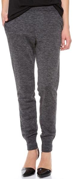 Alexander Wang Fleece Sweatpants