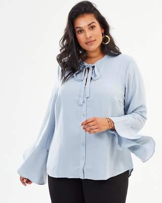 Junarose Evelina Long Sleeve Shirt