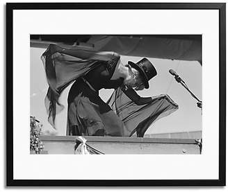 Sonic Editions Stevie Nicks 1977 Framed Photo