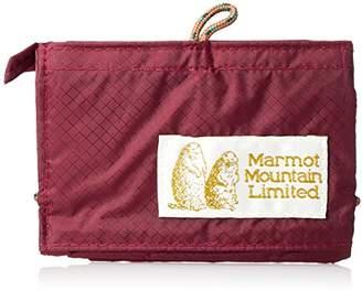 Marmot (マーモット) - Marmot(マーモット) Wallet(登山ウォレット) MJB-F7591 ENG エンジ