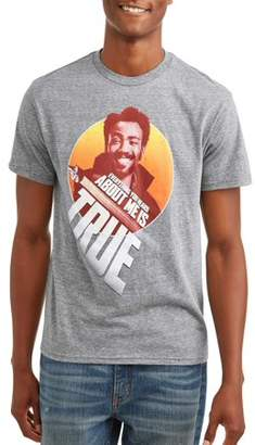 Star Wars Movies & TV Lando Tru Men's Graphic T-shirt