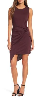 Trouve Twist Front Dress
