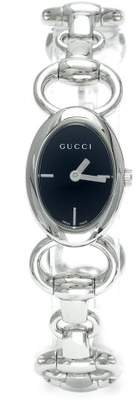 Gucci Women's YA118501 Tornabuoni Collection Stainless Steel Watch