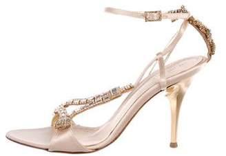 Baldinini Jewel-Embellished Sandals