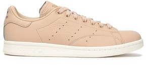 adidas Stan Smith Textured-leather Sneakers