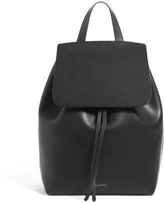 Mansur Gavriel Black Backpack