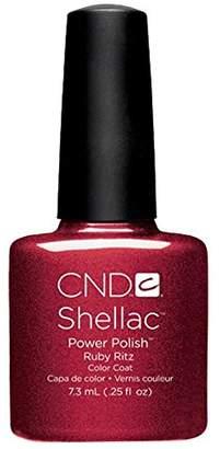 CND Shellac UV Polish Ruby Ritz 7.3 ml LIMITED EDITION