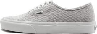 Vans Authentic (Jersey) Gray/True White