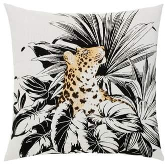 Jungle Leopard Indoor/Outdoor Accent Pillow