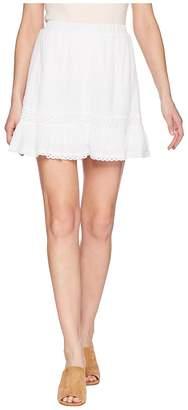 Michael Stars Double Gauze Peasant Skirt Women's Skirt
