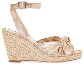0d573bb6d9c Beige Espadrille Wedge Sandals For Women - ShopStyle UK
