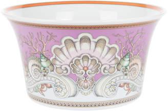 Versace Les Étoiles de la Mer Pink Salad Bowl