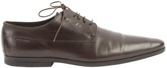 Christian Dior Leather lace ups