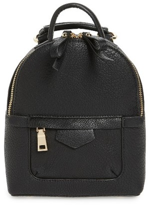 Bp. Mini Backpack Crossbody Bag - Black $45 thestylecure.com