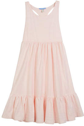 Joules Striped Racerback Shirred Dress, Size 3-10