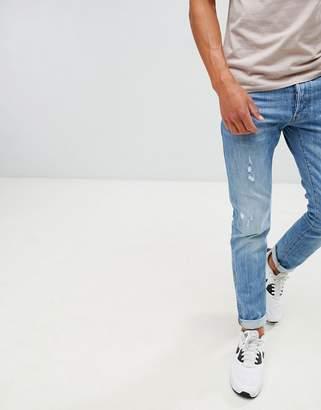 G Star G-Star 3301 slim jeans heavy stone