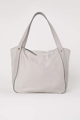 H&M Nylon Shopper - Brown