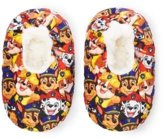 Unbranded Toddler Boy Paw Patrol Fuzzy Babba Slipper Socks