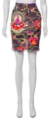 Ungaro Vintage Knee-Length Skirt w/ Tags
