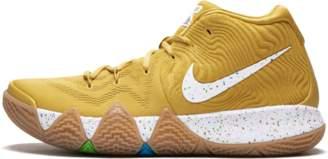 Nike Kyrie 4 CTC 'Cinnamon Toast Crunch' - Metallic Gold Coin/White