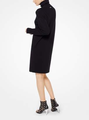 MICHAEL Michael Kors Turtleneck Sweater Dress