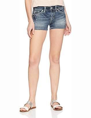 Silver Jeans Co. Women's Tuesday Low-Rise Shorts