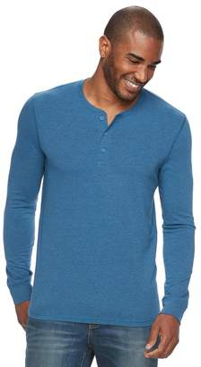 Sonoma Goods For Life Big & Tall SONOMA Goods for Life Flexwear Slim-Fit Henley