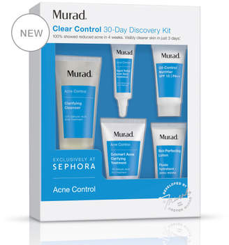 clear Acne Complexâ Control 30-Day Discovery Kit