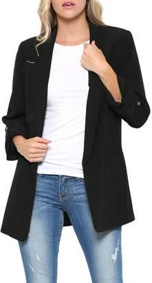 Elegance By Sarah Ruhs Black Tuxedo Jacket