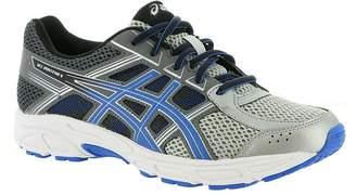 Asics Boy's Asics, Gel Contend 4 GS Running Sneakers SILVER BLACK BLUE M