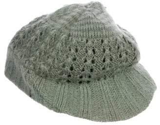 Missoni Wool-Blend Knit Beanie
