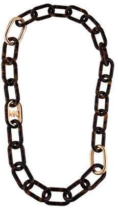 MICHAEL Michael Kors Tortoise Link Necklace