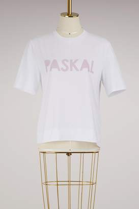 PASKAL clothes Cotton logo T-shirt