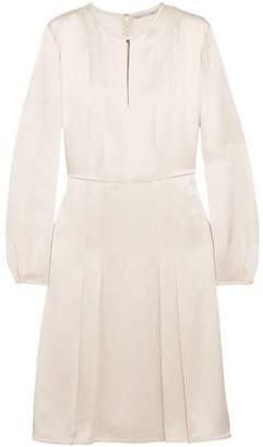 Stella McCartney Satin-crepe Dress