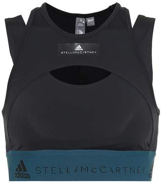 adidas by Stella McCartney Hybrid sports bra