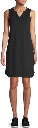 ST. JOHN'S BAY SJB ACTIVE Active Sleeveless T-Shirt Dresses
