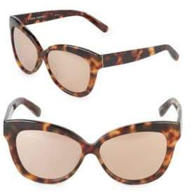 Linda Farrow Luxe 61MM Cat-Eye Sunglasses