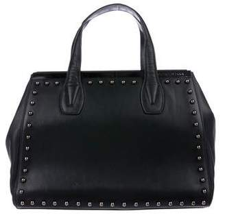 Thomas Wylde Studded Leather Handle Bag