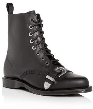 Dr. Martens Women's Ulima Combat Boots