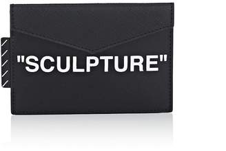 Off-White Women's Small Leather Pouch