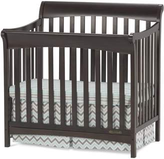 Child Craft Childcraft F56201.97 Ashton 4-in-1 Convertible Mini Crib