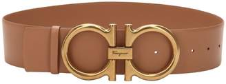 Salvatore Ferragamo 50mm Leather Belt