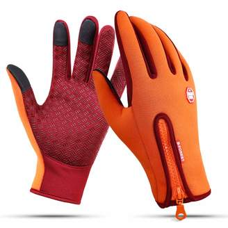 Liianthu Winter Termal Glove Touchcreen Waterproof for Men & Women