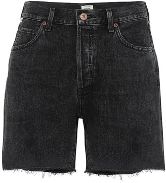 Citizens of Humanity Bailey high-rise denim shorts