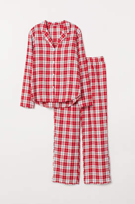 Red Pyjamas Bottoms - ShopStyle UK df002becc