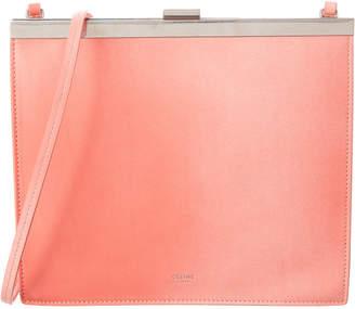 Celine Mini Clasp Leather Crossbody