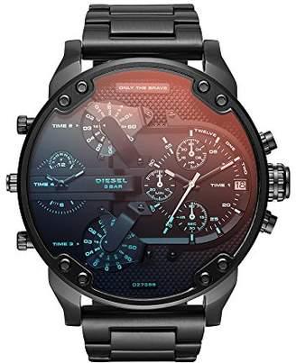 Diesel Men's DZ7395 Mr. Daddy 2.0 IP Watch