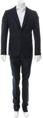 Valentino Wool & Silk-Blend Two-Piece Suit w/ Tags